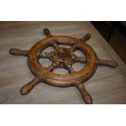 Small Captain's Wheel Product Image