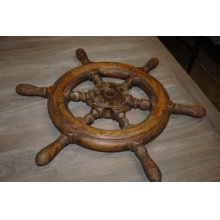 Small Captain's Wheel