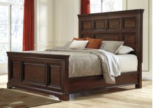 Cal King Leximore Panel Bed Complete