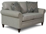 Renea Loveseat with Nails 5R06N Product Image