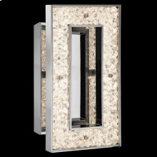 Crushed Ice - Model 83433 Sconce