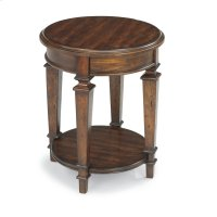 Oakbrook Chairside Table Product Image