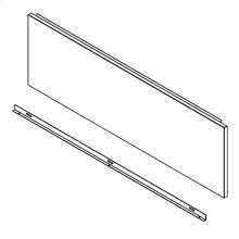 Accessory - Stainless Steel Access Panel for Bi-Level Architectural Fountains
