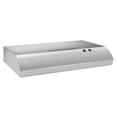 "30"" Range Hood with the FIT System - bisque"
