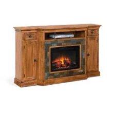 "Sedona Fireplace/ TV Console (26""FB)"