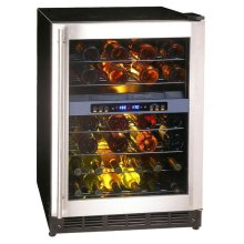 Dual-Zone Wine Cooler