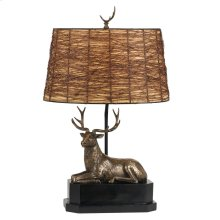 100W Deer Table Lamp
