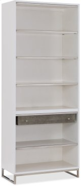 Sophisticated Contemporary Bookcase Product Image