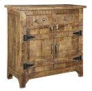 Bengal Manor Mango Wood Cabinet Product Image