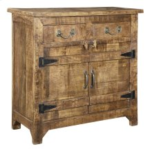 Bengal Manor Mango Wood Cabinet