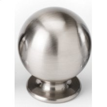 Knobs A1030 - Unlacquered Brass