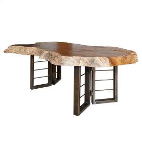 Gilbert KD Coffee Table, Natural