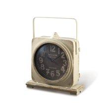 Iron Clock, Cream