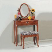 Vanity Set Oak Product Image