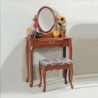 Vanity Set Oak Product Image