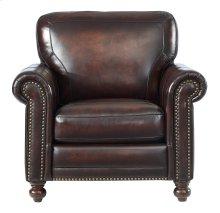 7160 Hampton Chair L501m Brown