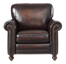 7160 Hampton Chair L501m Brown