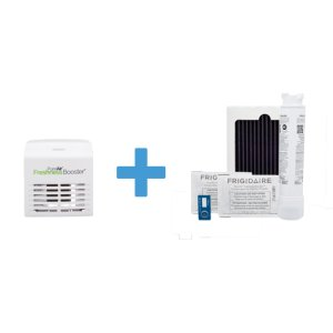PureSource Ultra® II Starter Pack Contains Water Filter, Air Filter and Freshness Booster Holder and Filters -