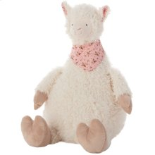 "Plushlines N0606 Ivory 23"" X 24"" Plush Animals"