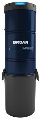 Central vacuum with 650 Air Watts Product Image