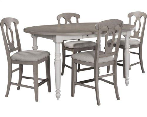 Ashgrove Round Leg Table