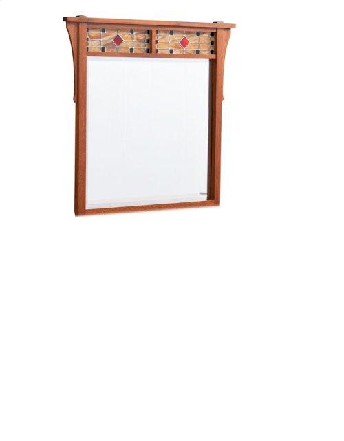 Grant Dresser Mirror, Medium