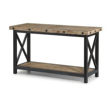 Carpenter Sofa Table