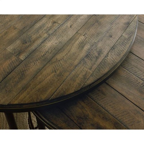 Round Cocktail Table