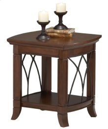 Cathedral End Table