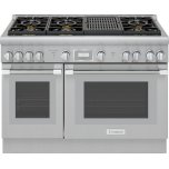 Thermador48-Inch Pro Harmony(R) Standard Depth Dual Fuel Range
