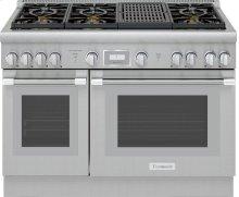 48-Inch Pro Harmony® Standard Depth Dual Fuel Range