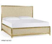 AJ Cali King bed bed (British Navy color)