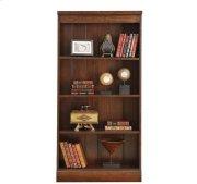 Castlewood Bookcase Warm Tobacco finish Product Image