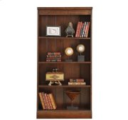 Castlewood Bookcase Warm Tobacco finish Product Image
