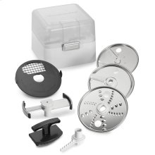 Food Processor Accessory Kit (For model KSM1FPA) - Other