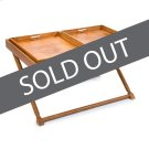 Ramsey Cocktail Table w/ Trays Product Image