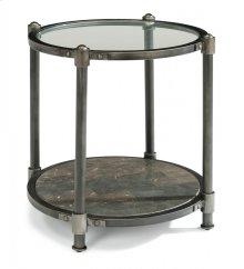 Vapor Lamp Table