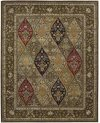 Nourison 2000 2292 Mtc Rectangle Rug 2' X 3'
