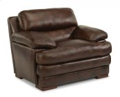 Dylan Leather Chair without Nailhead Trim