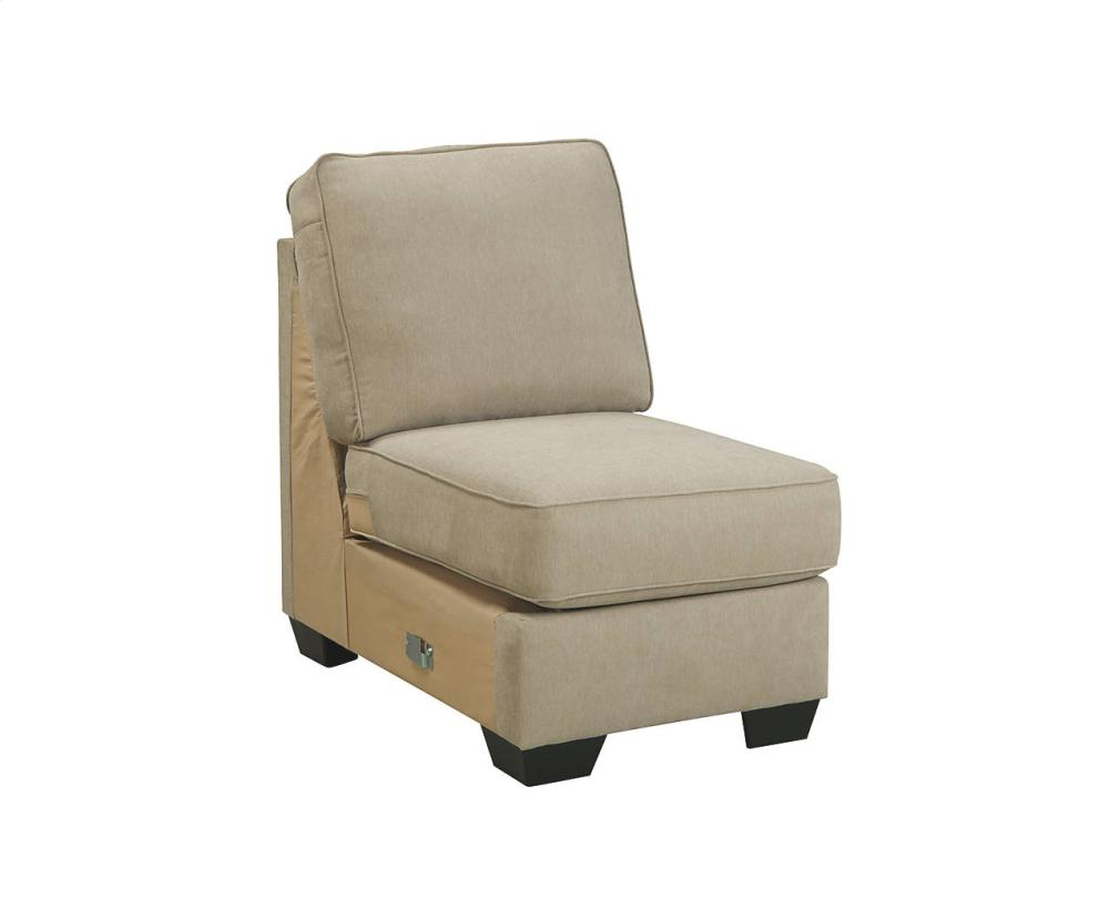 Ashley Furniture 1660046 Armless Chair Call For Our Best Price