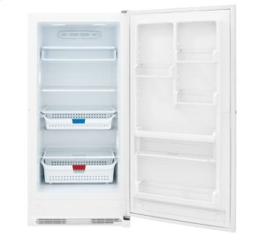 20.5 Cu. Ft. Upright Freezer, Scratch & Dent