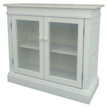 Wide Acadian Cabinet