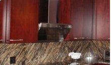 """36"""" Stainless Orizzonte Wall Range Hood"""