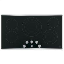 "GE Profile™ Series 36"" Built-In Knob Control Cooktop"
