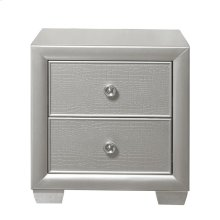 Celestial 2 Drawer Nightstand