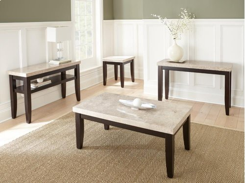 "Monarch Sofa Entertainment Table, 48""x18""x30"""