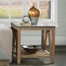 Weatherford - Rectangular Side Table Top - Bluestone Finish Product Image