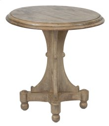 Bengal Manor Mango Wood Accent Table
