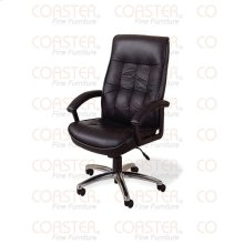 CHAIR/EXECUTIVE LEATHER