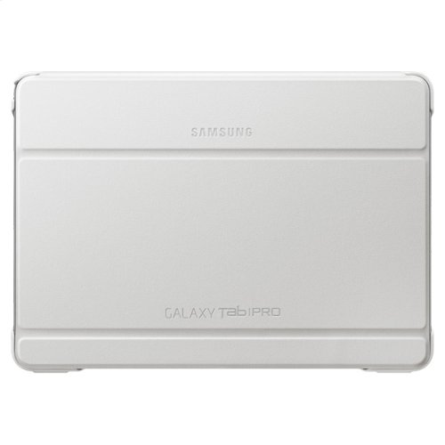Galaxy Tab Pro 10.1 Book Cover - White